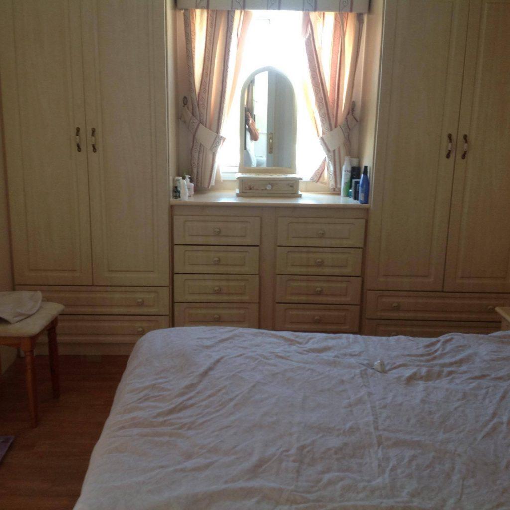 Mobile Home Lovely Bedroom