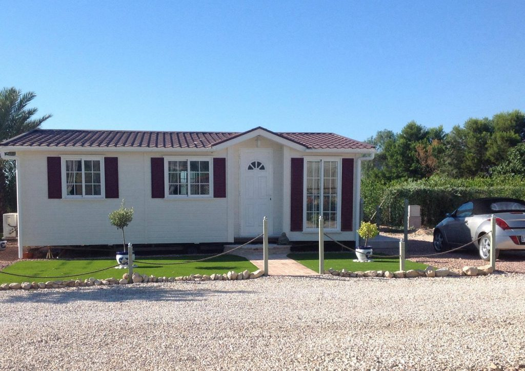 Mobile Home For Sale at Albatera Mobile Home Park Spain
